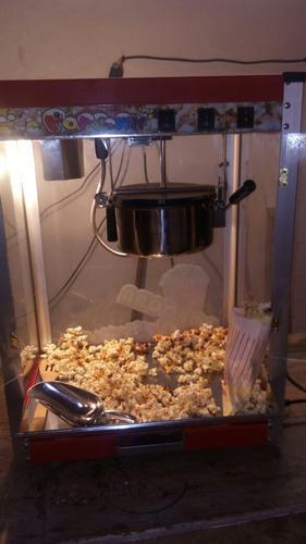 arriendo maquina cabritas algodon cascada de chocolate