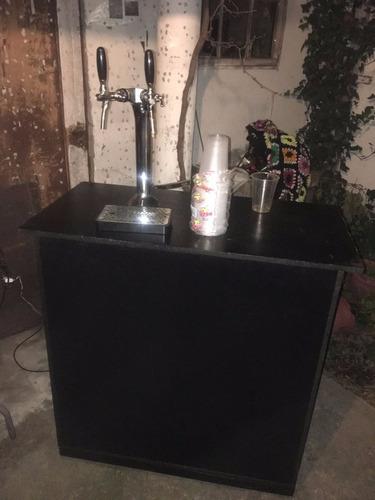 arriendo maquina shopera a domicilio - cerveza artesanal