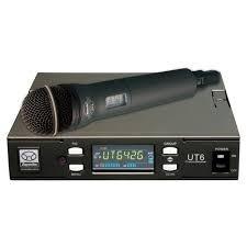 arriendo microfono inalambrico