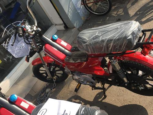 arriendo moto delivery, opcional compra   $6.500 dia