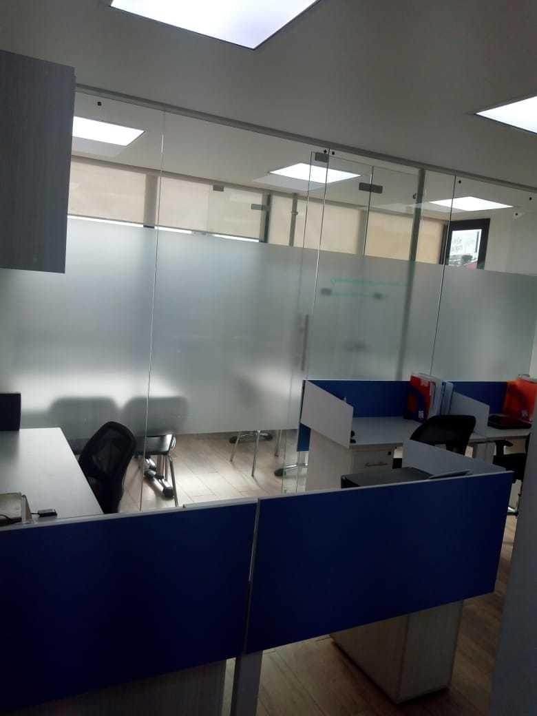 arriendo oficina amoblada (5 puestos de trabajo)