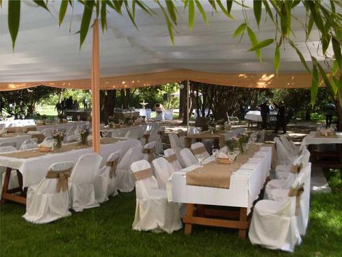 arriendo parcela parque paseos eventos matrimonios en maipu