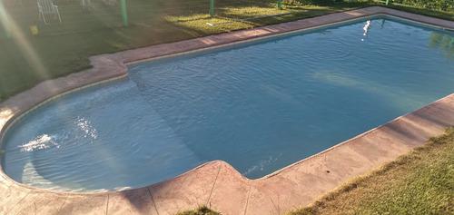 arriendo parcela piscina en  curacavi eventos