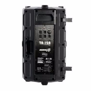arriendo parlante activo audiolab ta 12a