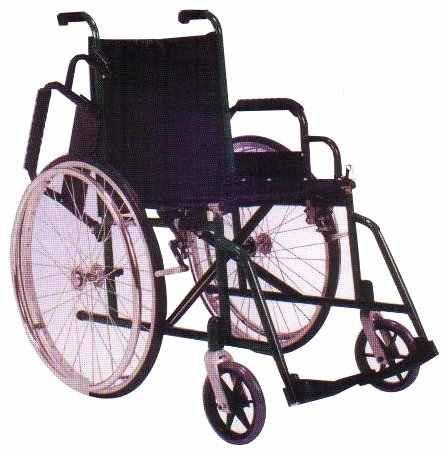 arriendo sillas de ruedas plegables