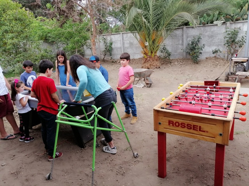 arriendo taca taca, air hockey, árcades