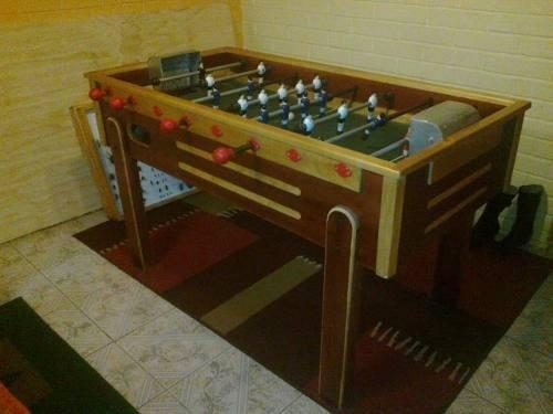 arriendo taca taca, juego la rana, ping pong, amplificacion