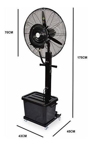 arriendo ventiladores con nebulizador