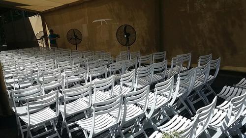arriendo ventiladores industriales 30 pulgadas.