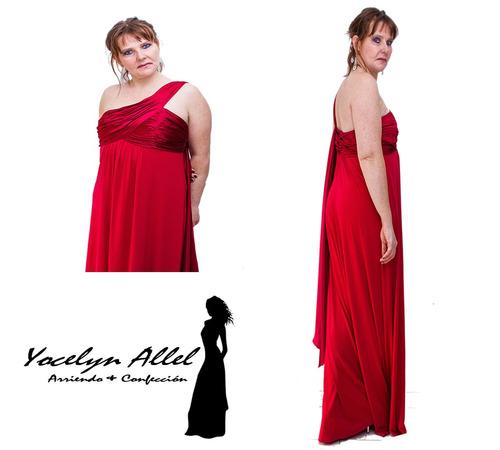 arriendo y confección de vestidos