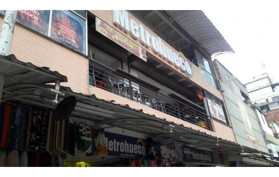 arriendo y venta local centro comercial metrohueco