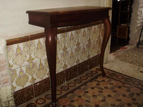 arrime dressoire despojador madera maciza vista restaurado