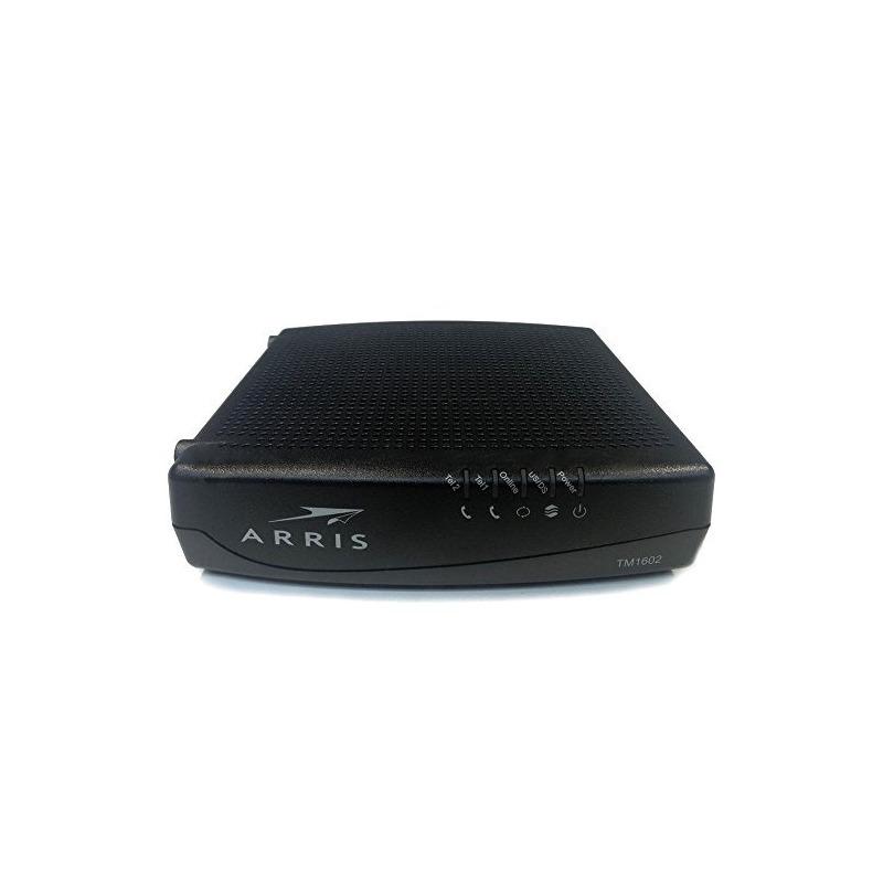 Arris Touchstone Tm1602a Docsis 3 0 Módem De Telefonía 16x4
