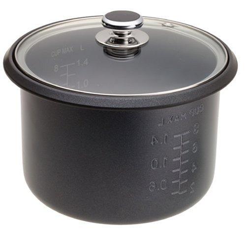 arrocera cuisinart crc-800 de acero inoxidable
