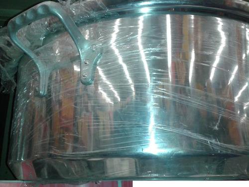 arrocera gigante uso rudo de aluminio triple fuerte 70 cms