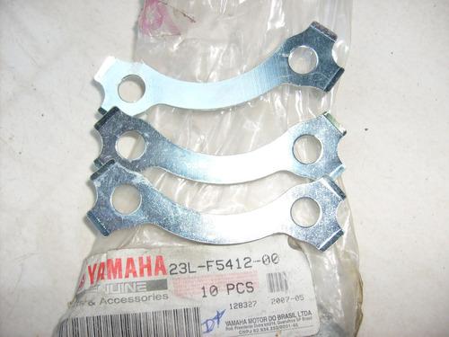 arroela dupla da coroa da roda traseira yamaha rd135*
