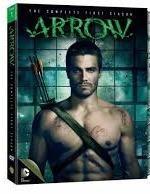 arrow temporada 1 ( primera ) en dvd lbf