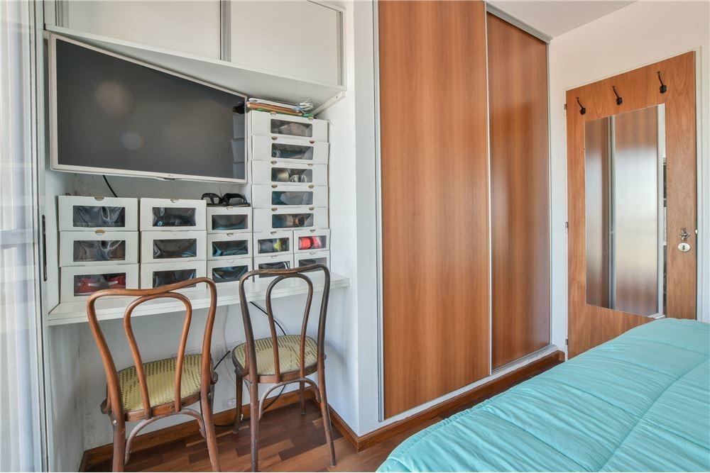 arroyito 1 dormitorio, coch. vista rio 52 m2