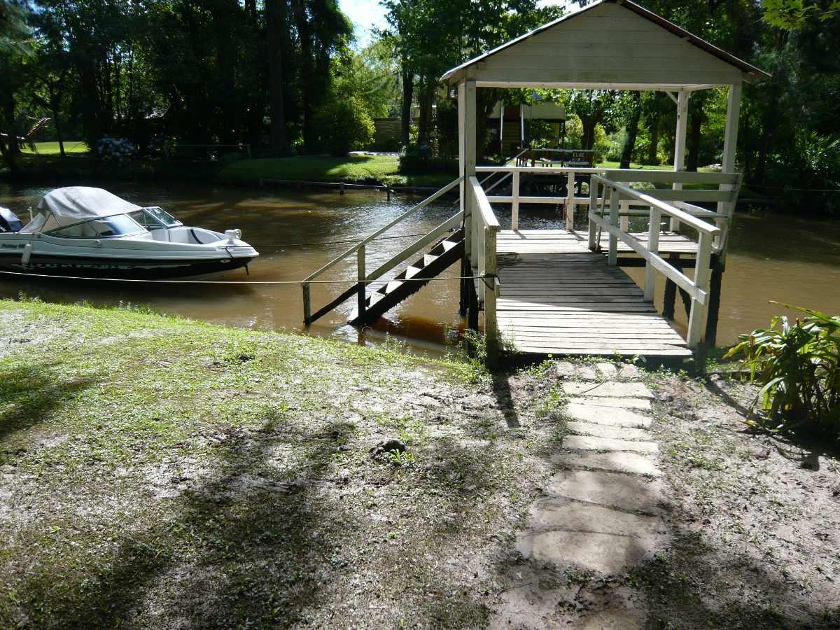 arroyo arroyon delta chico tigre, alquiler, gran parque