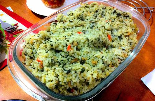 arroz de cuxá