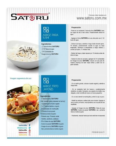 arroz japonés grano medio para preparar sushi 700g