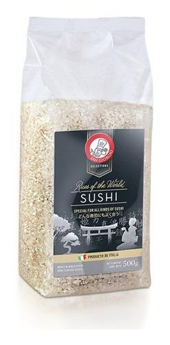 arroz sushi - san giorgio - 500 gr.