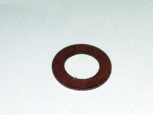 arruela bujão óleo 12x20mm 10 peças (fibra) ve05068000110