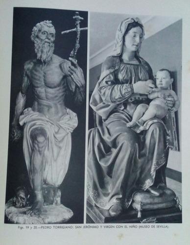 ars hispaniae, escultura siglo xvi