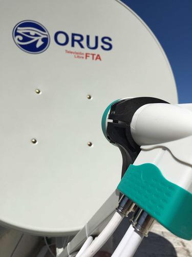 arsat2 directv amazonas instalaciones satelitales