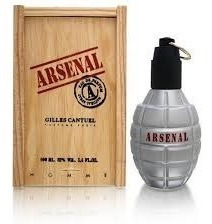 arsenal caballero 100 ml.