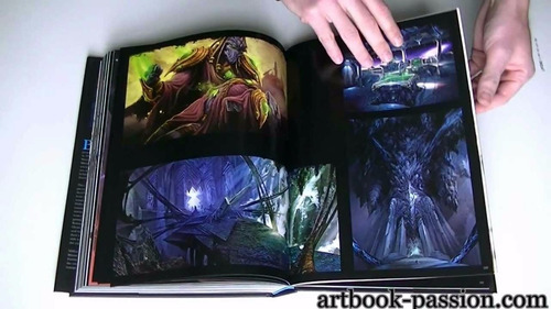art book of blizzard y juego diablo 3 - oferta única!!!!