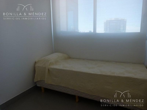 art boulevard, en alquiler temporal, 3 dormitorios y dependencia de servicio, disponible verano 2019!!