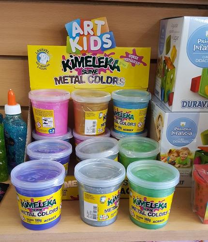 art kids kimeleka metal  colors cuerpos didacticos