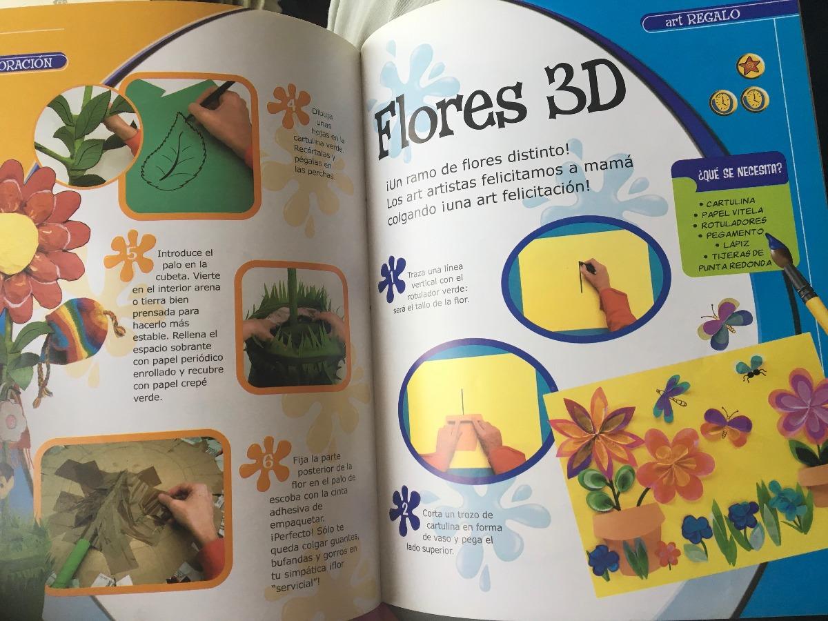 Disney Art Attack Libro De Manualidades Juega Y Crea 120 00 En