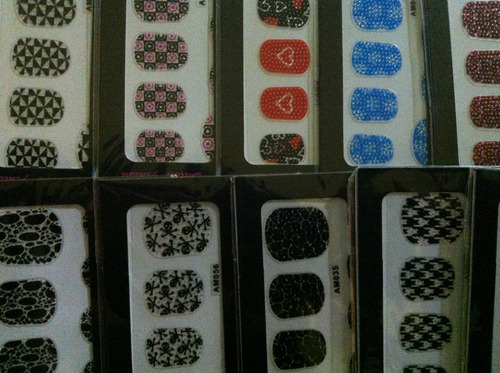 art nail. stickers para uñas. diseños originales.