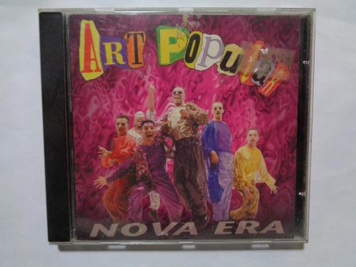 art popular - nova era
