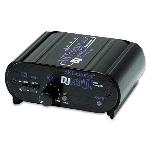 art pro audio djpre ii fono mesa giratoria preamplificador