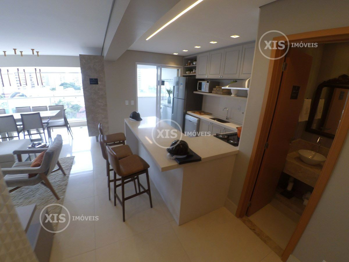 art residence, setor bueno, 3 suites