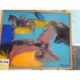 Tom Araya - Acrilico Y Mixta 120 X 150