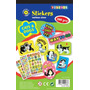 Pegatinas De Animales - Playbox Sticker Gatos Pad Y Perros 7