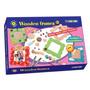 Kit Craft - Playbox Set Marcos De Madera Arte Y Artesanía