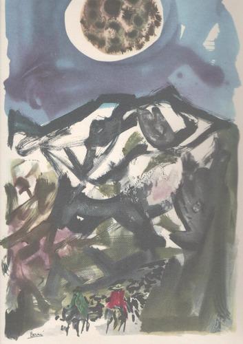 arte argentino : berni, antonio - paisaje