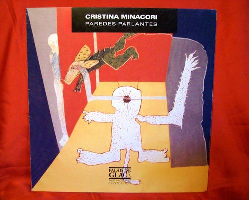 arte catalogo exposicion cristina minacori palais de glace