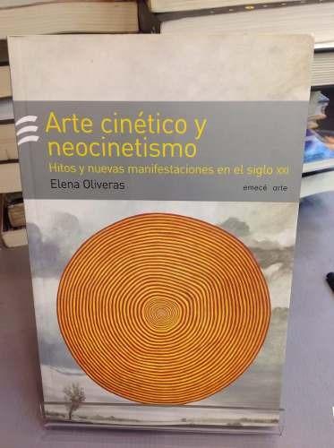 arte cinético y neocinetismo - elena oliveras