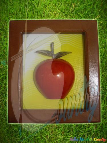 arte country cuadros frutas
