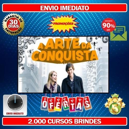 865f25cb2 Arte Da Conquista- Como Conquistar Mulheres- Diego Matos 2.0 - R$ 29 ...