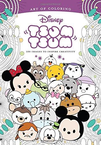 Arte De Colorear Tsum Tsum 100 Imágenes Para Inspirar La Cr