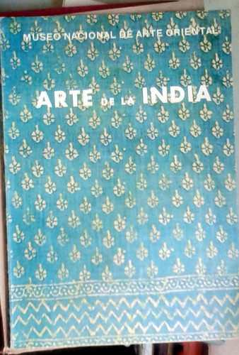 arte de la india - museo nacional de arte oriental - bs as 1