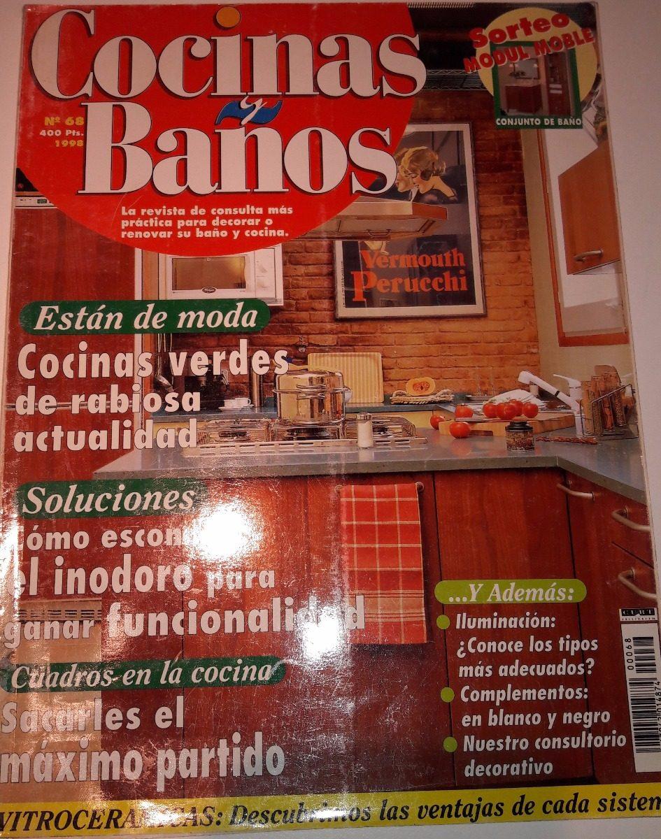 Arte & Decoración : Baños Y Cocinas 68 Revista - $ 35,00 en Mercado ...