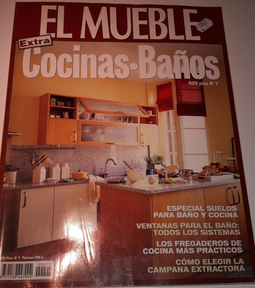 Arte & Decoración : El Mueble 7 Extra Cocinas Y Baños - $ 25,00 en ...